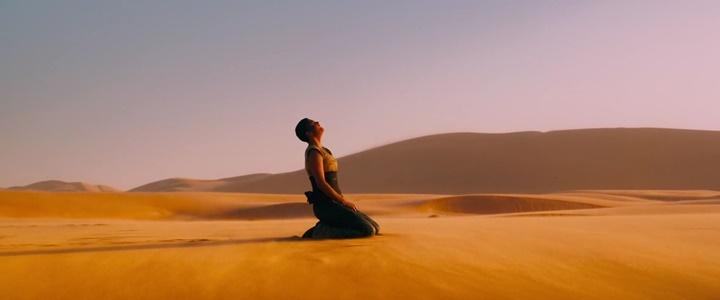 Furiosa desert shot from Fury Road